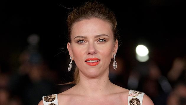 Scarlett Johansson: Mama war gegen Filmkarriere (Bild: AP)