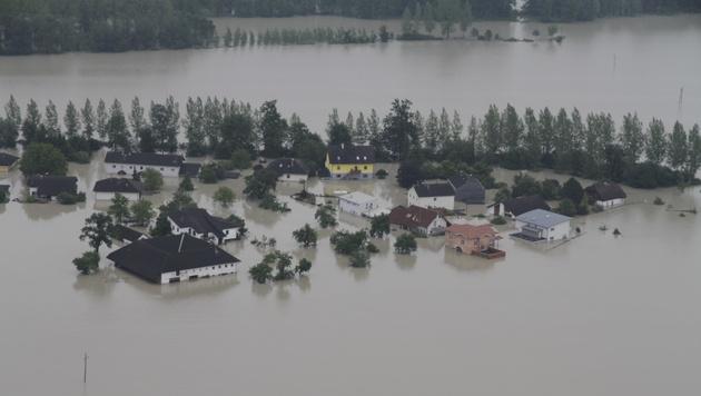Hochwasser: Erste Millionenklage gegen Verbund (Bild: Markus Schütz)