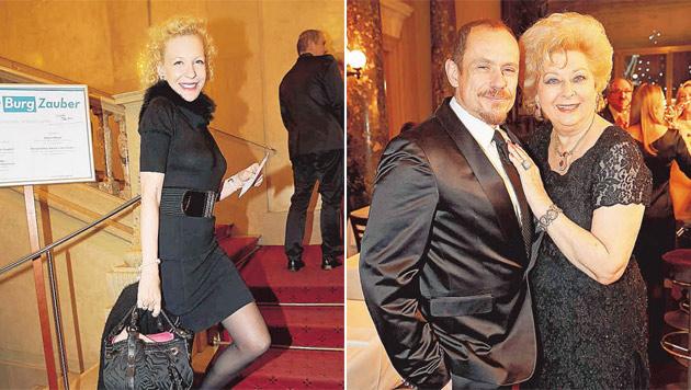 Burg-Premiere vor dem Heiligen Abend lockte VIPs (Bild: Alexander Tuma)