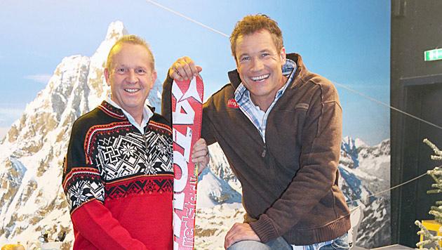 Kult-Duo Assinger und Seeger feiert TV-Comeback (Bild: Kristian Bissuti)