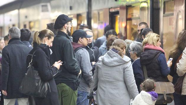 Wiens U-Bahnen am Limit: Zwischenfälle häufen sich (Bild: Martin A. Jöchl)