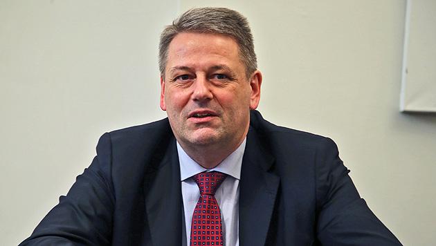 Umweltminister Andrä Rupprechter (Bild: Christof Birbaumer)
