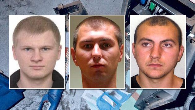 Einbrecherbande nach 110 Straftaten gesprengt (Bild: Polizei)