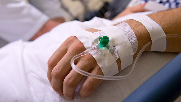 Falsche Spritze: Grazer Leukämiepatient gestorben (Bild: dpa/Sven Hoppe (Symbolbild))