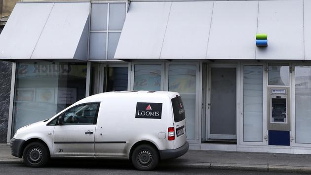 Geldkuriere von bewaffnetem Duo in Wien ausgeraubt (Bild: Zwefo)