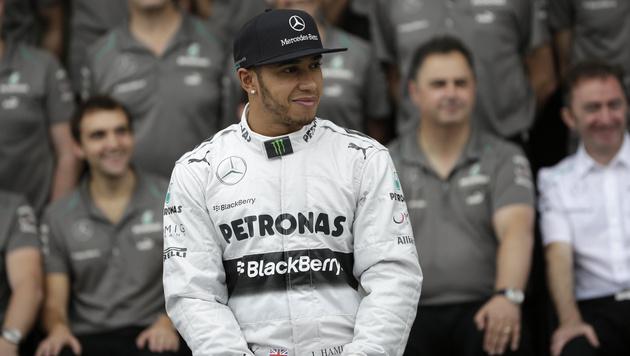 Hamilton sieht Regeländerung als Vorteil (Bild: AP)