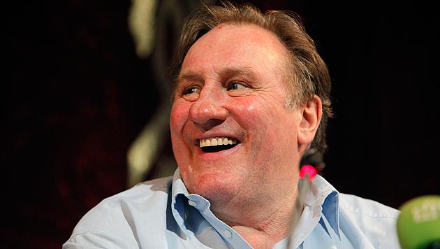 Talentiertes Ungeheuer: Gerard Depardieu wird 65 (Bild: AP)