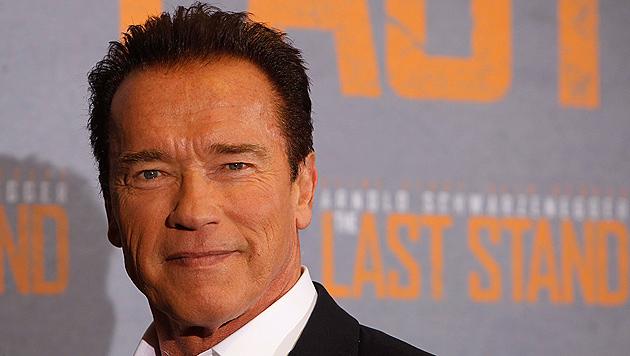 Arnie: Amt als Gouverneur war finanzieller Verlust (Bild: EPA)