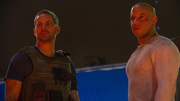"Diesel:  ""Fast & Furious 7"" ab April 2015 im Kino (Bild: Facebook)"