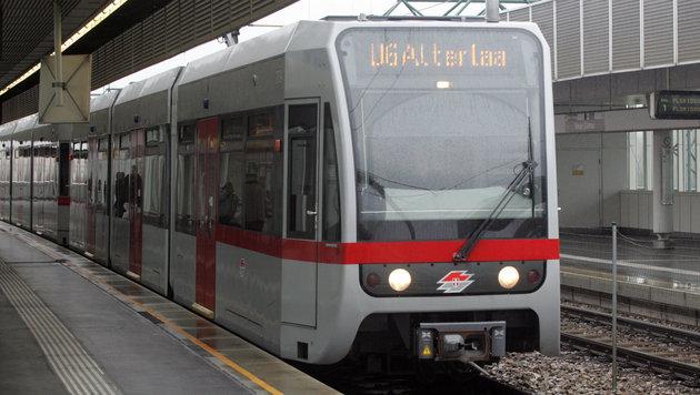 Fünf neue Züge für Wiener U6 ab Februar (Bild: ANDI SCHIEL)