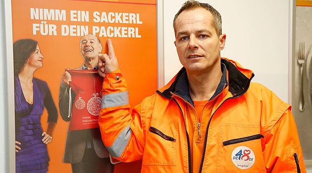 """""""Mistkübler"""" Schmidt kann nichts mehr überraschen (Bild: Martin A. Jöchl)"""