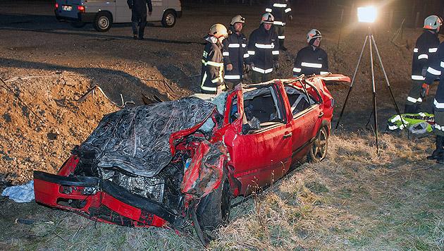 Zwei Tote bei Verkehrsunfällen in Oberösterreich (Bild: APA/Manfred Fesl)