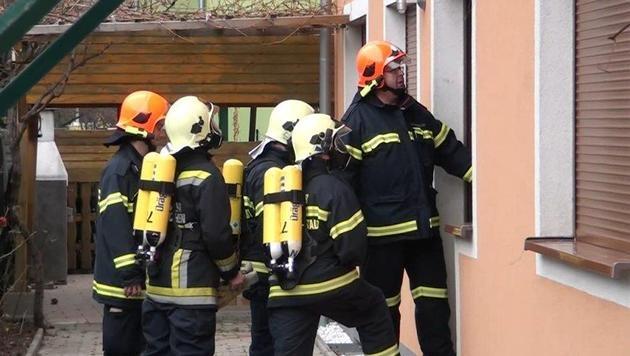 CO in Haus ausgetreten - fünf Menschen im Spital (Bild: Einsatzdoku.at)
