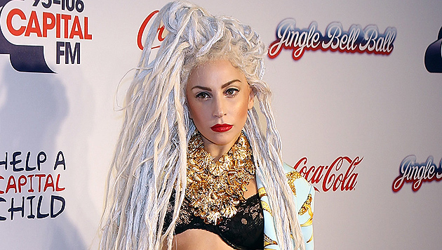 Heiße Szenen in Lady Gagas neuem Musikvideo (Bild: AP)