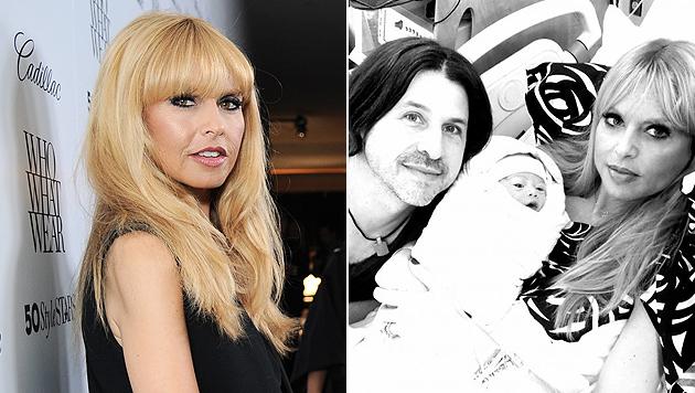 Rachel Zoe zeigt erstes Foto ihres kleinen Sohnes (Bild: AP, thezoereport.com)