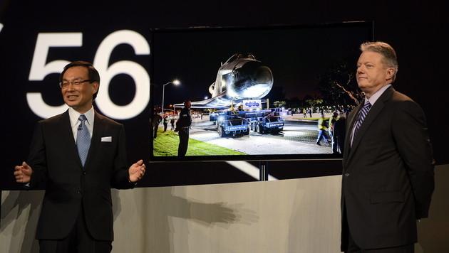 Sony und Panasonic beenden OLED-Partnerschaft (Bild: EPA)