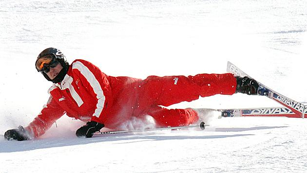 Happy Birthday! Michael Schumacher hat Geburtstag (Bild: EPA)