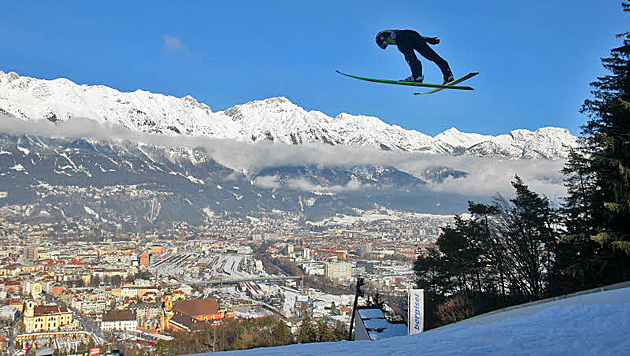Bergisel-Konkurrenz ist vorläufig gesichert (Bild: Christof Birbaumer)