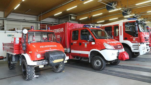 NÖ: Junger Feuerwehrmann als Brandstifter entlarvt (Bild: Peter Tomschi)