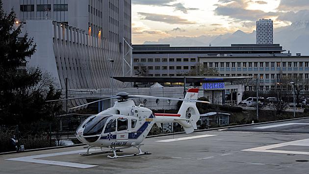 """Schumacher: Lage weiter """"außerordentlich ernst"""" (Bild: AP)"""