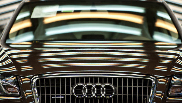 Google will sein Android in Audis bringen (Bild: dpa/Armin Weigel)