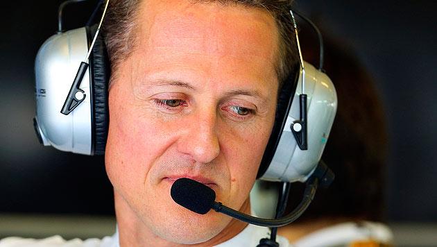 """Schumacher: Lage weiter """"außerordentlich ernst"""" (Bild: APA/EPA/VALDRIN XHEMAJ)"""