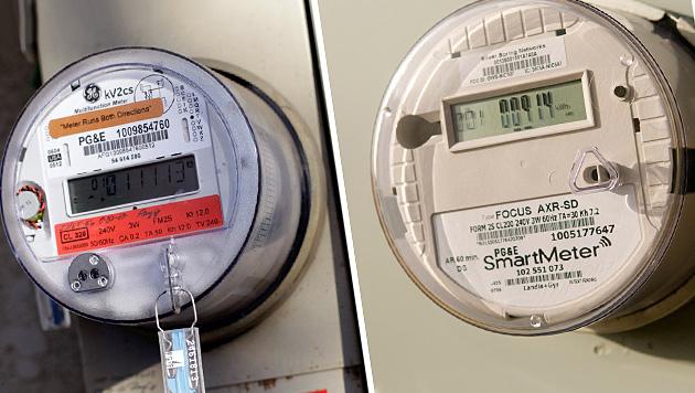 Smart Meter entpuppen sich als Stromfresser (Bild: AP)
