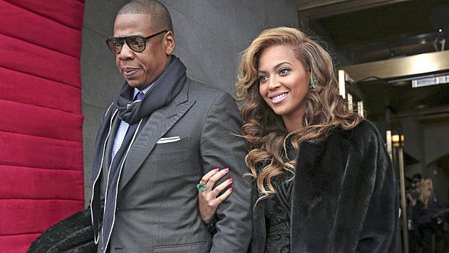 Beyonce und Jay-Z shoppen Sextoys für 6.000 Dollar (Bild: AP)