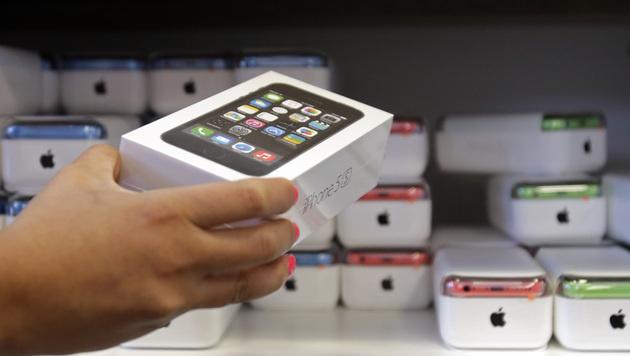"""Apple: """"Keine Hintertür auf iPhones für NSA"""" (Bild: AP)"""