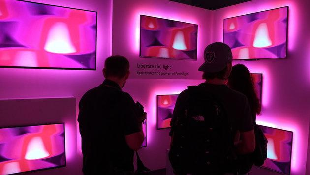 Endgültiger Rückzug von Philips aus TV-Geschäft (Bild: dpa/Wolfgang Kumm)