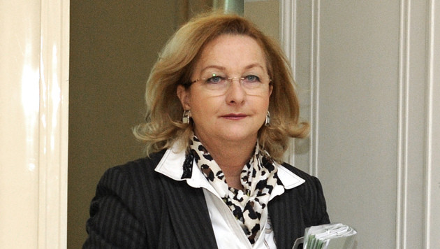 Ex-Ministerin Fekter bei Skiunfall in Sbg verletzt (Bild: APA/Herbert Pfarrhofer)