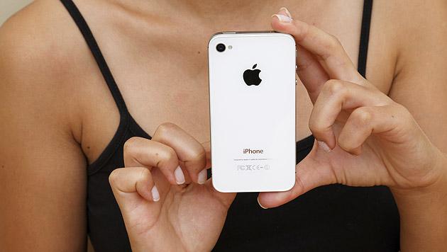 Gute iPhone-Verkäufe halten Apple auf Kurs (Bild: thinkstockphotos.de)