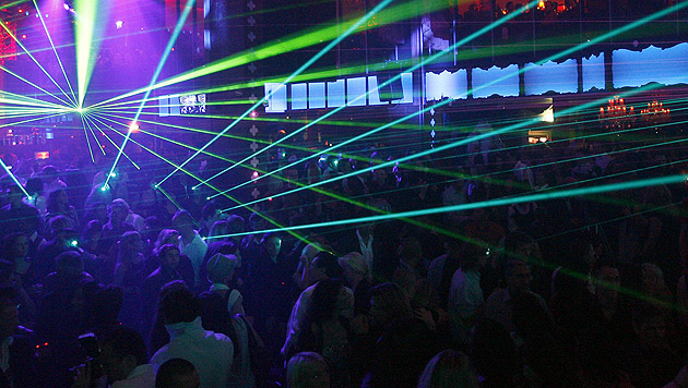 Partygast attackierte Securities und Polizisten (Bild: APA/Herbert P. Oczeret (Symbolbild))