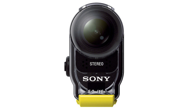 Wilder Bike-Ausritt mit Sonys neuer Action-Cam (Bild: Sony)
