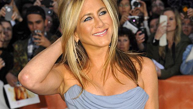 Jennifer Aniston: Schön dank Hautcreme vom Mars (Bild: EPA)