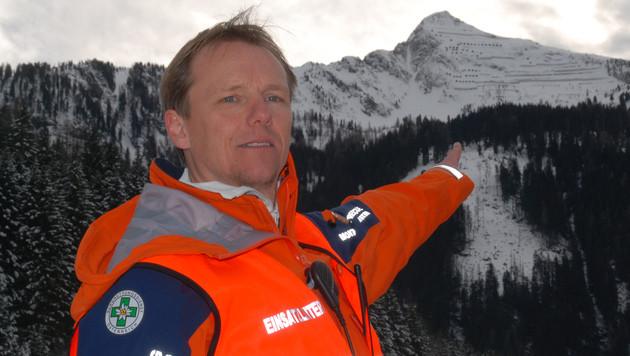 Sbg: 29-jähriger Skifahrer von Lawine getötet (Bild: Konrad Rauscher)