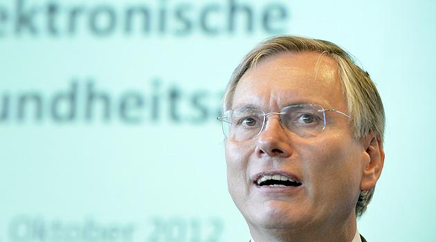 Stöger erfreut über Start des ELGA-Onlineportals (Bild: APA/Roland Schlager)
