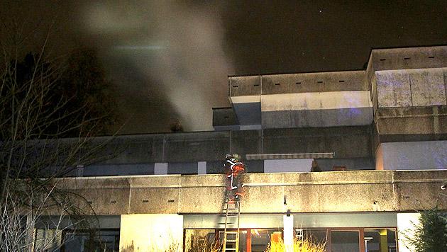 Mann (60) kommt bei Wohnungsbrand in Sbg ums Leben (Bild: Markus Tschepp)