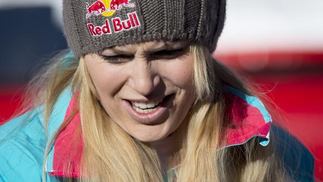 Bei Vonn ist an Skifahren derzeit nicht zu denken (Bild: ÂP)