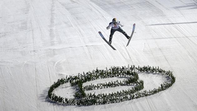 Thomas Diethart gewinnt die Vierschanzen-Tournee (Bild: APA/BARBARA GINDL)