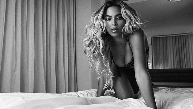 Beyoncé: Weg mit all dem Stoff (Bild: Sony Music)