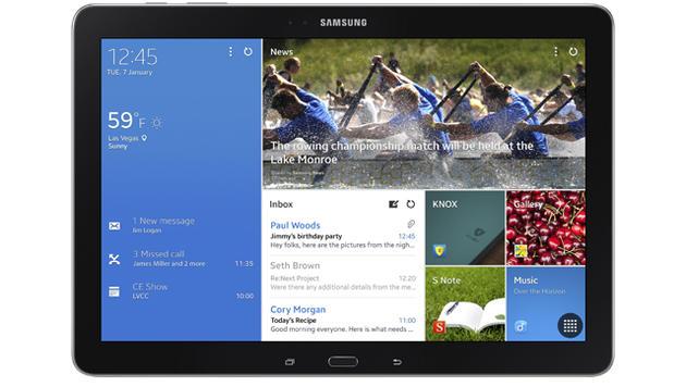 """Samsung zeigt """"PRO""""-Tablets mit Riesendisplay (Bild: Samsung)"""