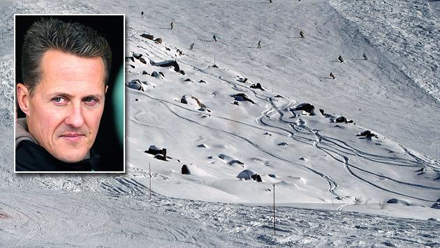 """""""Habe leider keine guten News über Schumacher"""" (Bild: AP, EPA, krone.at-Grafik)"""