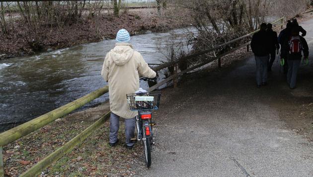 Kärnten: Räuber stößt Opfer in eiskalten Fluss (Bild: Uta Rojsek-Wiedergut)