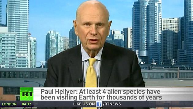 Kanadischer Ex-Minister: Aliens sind unter uns (Bild: YouTube.com)