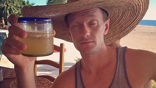Neil Patrick Harris im Margarita-Himmel (Bild: Instagram)