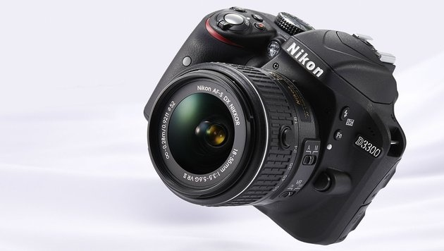 Nikon kündigt kompakte Spiegelreflex D3300 an (Bild: Nikon)