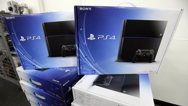 PlayStation 4: Preissenkung und neue Gamepads (Bild: AP)