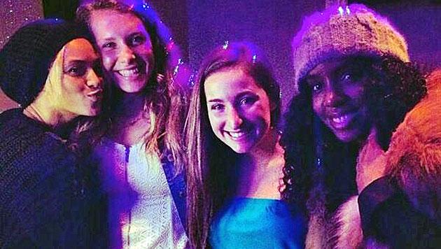 Beyonce & Kelly Rowland überraschen Karaoke-Fans (Bild: Twitter)