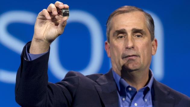 Intel bringt Mini-PC von der Größe einer SD-Karte (Bild: AP)
